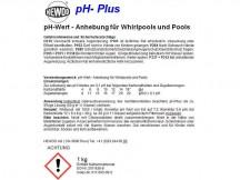 pH-Plus zur Anhebung des pH-Wertes (CHF 17.00)